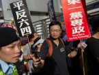 Tisuće prosvjednika marširale u Hong Kongu, traže neovisnost od Kine