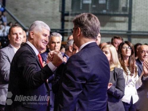 Plenković odgovorio bivšim visokim predstavnicima u BiH