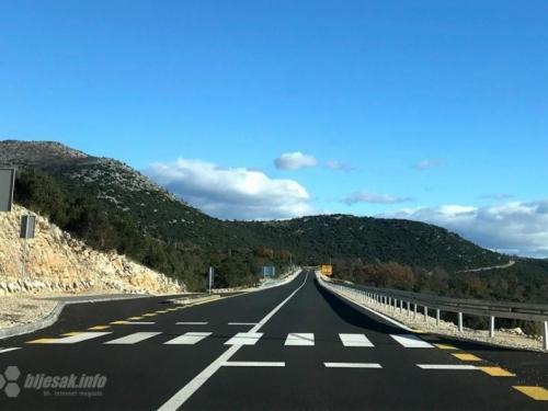 Promet bez zastoja, povoljni uvjeti za vožnju