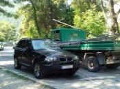 Mostar: Šipke s kamiona zamalo ubile ženu i dijete
