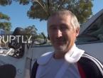 Kamiondžija koji je preživio rušenje mosta u Genovi: Ovo je čudo