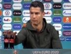 Evo što je UEFA poručila savezima zbog pomicanja boca Coca-Cole i Heinekena