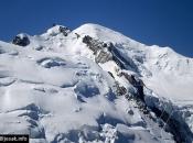 Smanjio se Mont Blanc