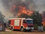 Uhićeno sedam mladića: Sumnja se da su izazvali požar, dvojica su srpski državljani