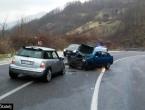 Nova teža prometna nesreća kod Konjica