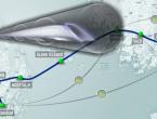 Finci ulažu u Hyperloop, najbrži transportni sustav na planetu