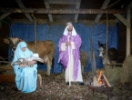 Čestit Božić žele vam ramski fratri