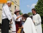 FOTO: Proslava Velike Gospe i Mlade mise fra Ivana Tučića u župi Rama-Šćit