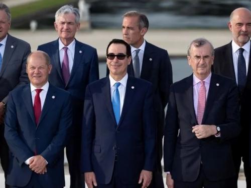 Ministri najmoćnijih zemalja usvojili sporazum o oporezivanju digitalnih tvrtki