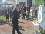 Milanović odao počast osmero djece Viteza koja su poginula u eksploziji granate ARBiH
