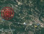 Potres s epicentrom kod Širokog Brijega