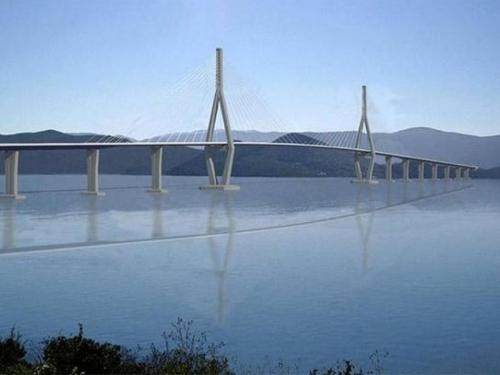 Kako će se zvati novi Pelješki most?