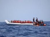 Grčka: Spašeno više od 100 migranata iz mora