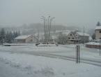 Krajem dana novi snijeg, vozače se upozorava na oprez!