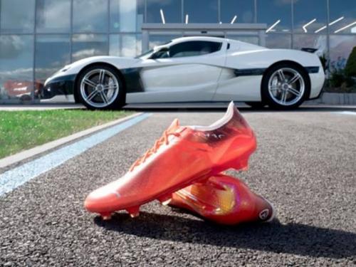 Rimac i Puma dizajnirali najbrže kopačke na svijetu