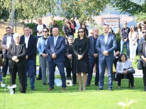 FOTO: Dan sjećanja na ramske žrtve