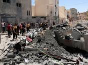 U Gazi srušena zgrada s uredima medijskih kuća Al Jazeere, AP-a i AFP-a