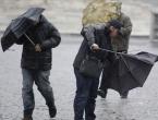Narančasto upozorenje zbog olujnog vjetra u Hercegovini