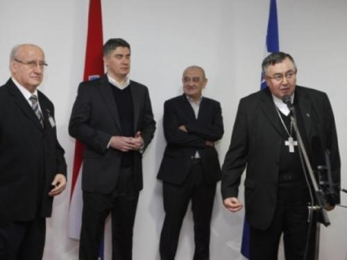 Milanović: Ovaj studentski dom i Sveučilište u Mostaru su prioritet
