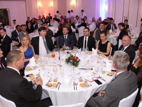 Gala večer UHP u Beču - demonstracija gospodarske i političke moći Hrvata u Austriji