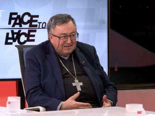 Kardinal Puljić: ''Hrvate se tjera u treći entitet...''