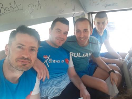 Ramci trčali 3. Mostarski polumaraton
