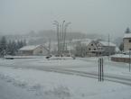 Snijeg stiže i u gradove