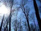 U Bosni umjereno do pretežno oblačno, u Hercegovini sunčano