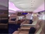 1500 ljudi u pratnji, 2 električna lifta i 500 tona prtljage - ovako putuje saudijski kralj