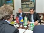 Izetbegović: Tražimo promjenu retorike i ekonomiju; Dodik: Nismo se došli 'upucavati' SDA