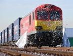 Prvi izravni vlak iz Londona stigao u Kinu