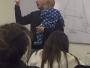Studentica na predavanje došla s bebom, profesor spasio stvar