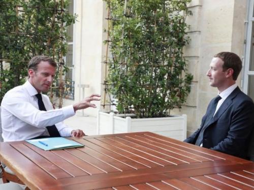 Zbog oporezivanja Faceboka, SAD će Francuskoj povećati porez na vino