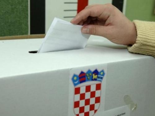 Hrvatska danas bira sedmi saziv Sabora
