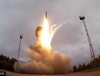 Rusija testirala interkontinentalnu raketu