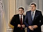 Dodikova čestitka: Komšić je simbol 1. ožujka