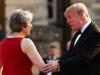 Britanska premijerka citirala Churchilla i pozvala Trumpa na sporazum o slobodnoj trgovini