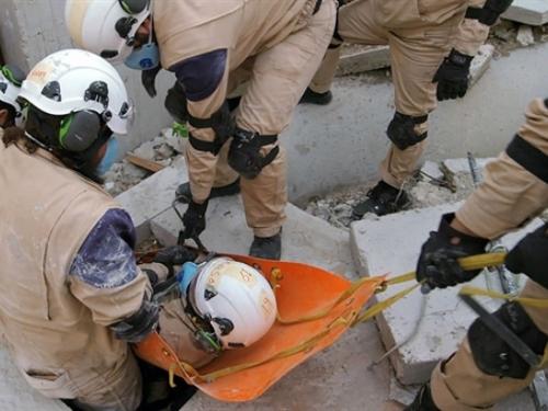 U Siriji ubijeno sedam humanitaraca