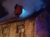 Tomislavgrad: Izgorio krov kuće