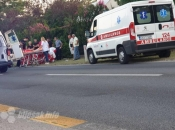 Najmanje jedna osoba ozljeđena u sudaru kod naselja Ortiješ