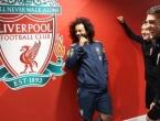 Marcelo, Modrić i Kovačić se slatko nasmijali amblemu Liverpoola