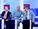 Jedino sučeljavanje prije prvog kruga: Prozivke zbog glasova Hrvata u BiH