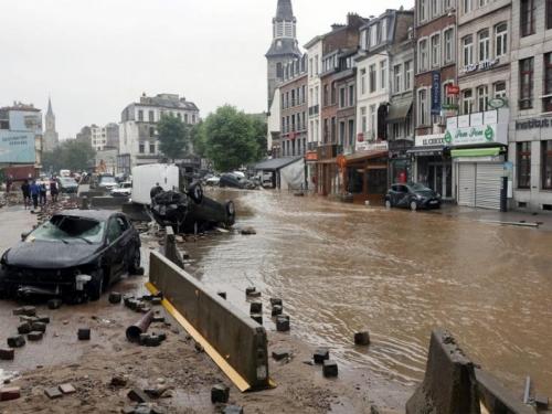 Poplave u Njemačkoj - 180 mrtvih, 150 nestalih