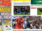 Englezi: Dajte nam Hrvatsku; As: Zlatna lopta je Modrićeva