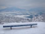 FOTO: Snijeg zabijelio Ramu