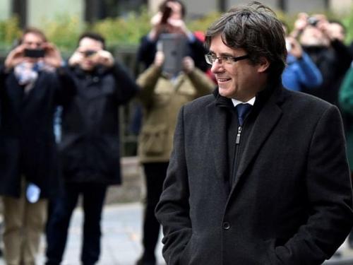 Uhićen Carles Puigdemont
