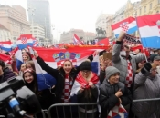 Raspoloženi Kauboji proslavili srebro s tisućama navijača, zapjevao i Mate Bulić