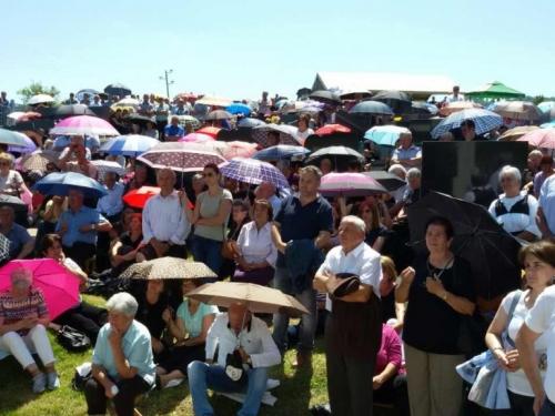 FOTO: Proslava sv. Ante na Pidrišu