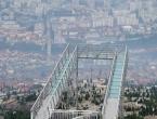 VIDEO| Staklena šetnica na Fortici nova turistička atrakcija Mostara