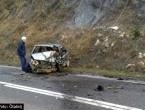 Jedna osoba poginula, troje ozlijeđenih u sudaru kod Konjica